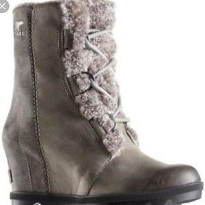 Sorel Sherling Wedge Boot